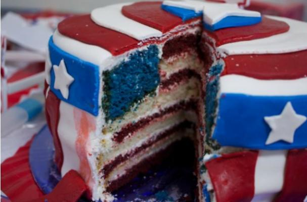 Celebrate Your Birthday 'Captain America' Style