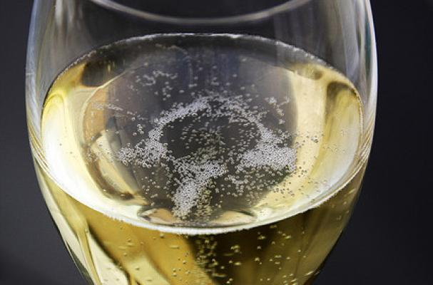 new year's eve blanc de blanc champagnes