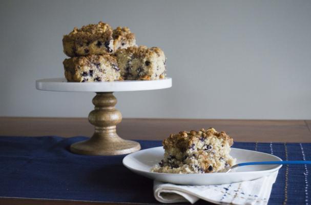 Best Blueberry Coffee Cake Ajc