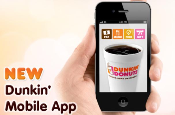 Dunkin' Donuts App