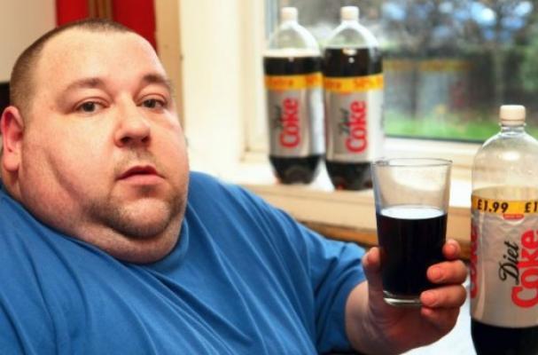 Foodista | Diet Coke Addict Craves Rehab to Kick His Habit