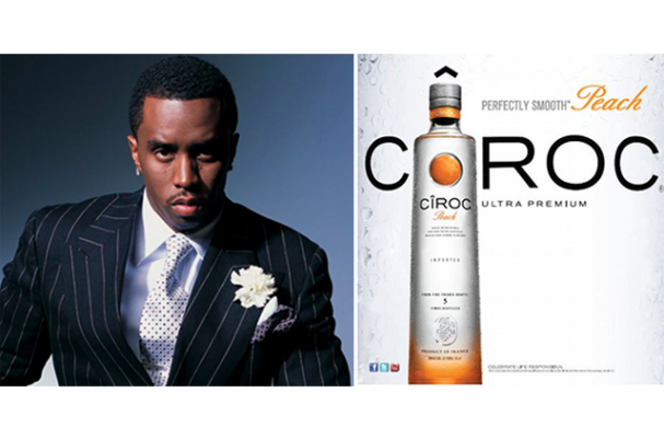 Diddy Sean Combs Ciroc Peach Announcement