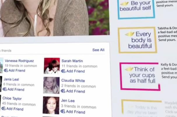 Dove Hacks Facebook
