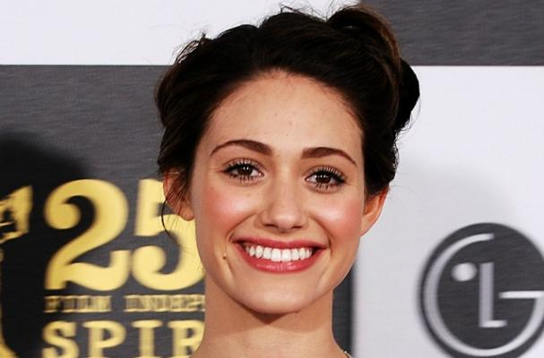 Emmy Rossum Sang for Hot Dogs