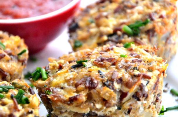 Gluten Free Crispy Quinoa Bites