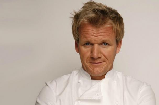 Gordon Ramsay Home Kitchen Setup