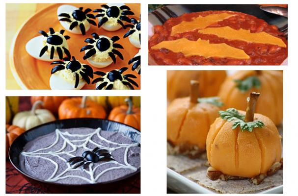 halloween savory gluten free treats