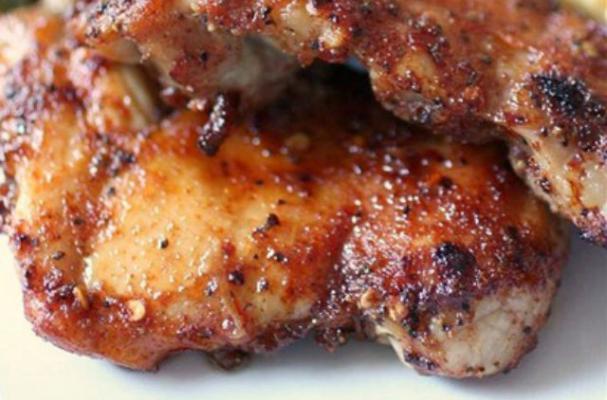 Easy Chicken Recipe: Spicy Honey Glazed Chicken