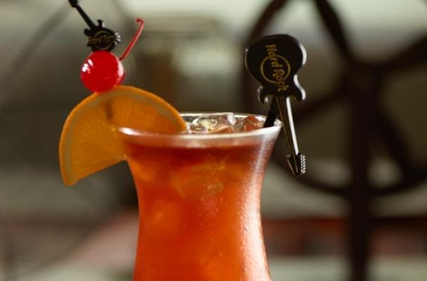 Foodista Thirsty Thursdays The Hard Rock S Hurricane