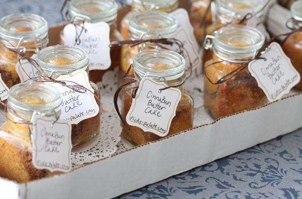 Cake Mix Individual Cakes