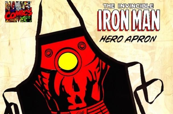 Iron Man 'Be the Hero' Apron