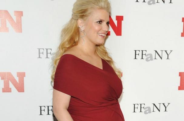 Jessica Simpson is Not Worried About Pregnancy Diet