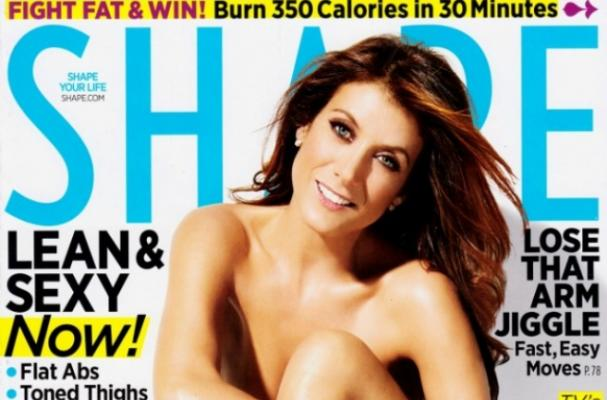 Kate Walsh Talks Diet in Shape Magazine