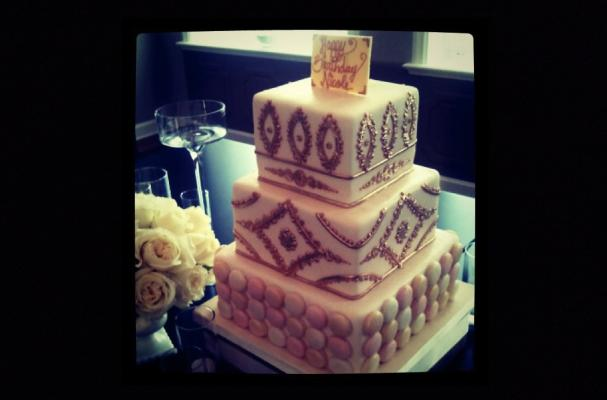 nicole richie's 30th birthday cake
