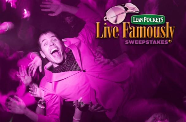 Lean Pockets Teams with Perez Hilton for 'Live Famously' Contest