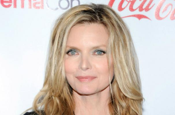 Michelle Pfeiffer Reveals Favorite Snack