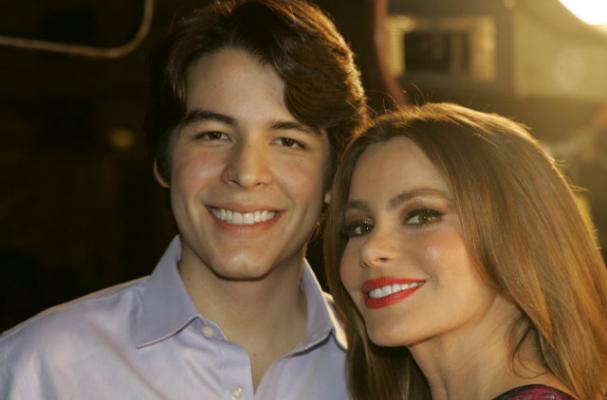 Sofia Vergara's Son Shares the Truth About his Mom's Diet