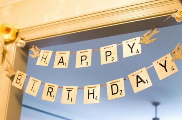 Martha Stewart's 70th Birthday Party Menu