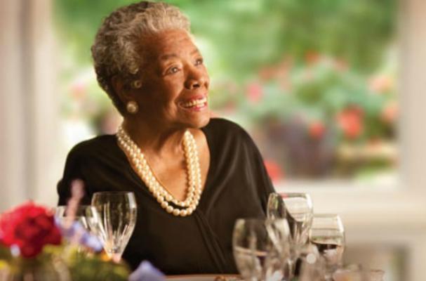 Maya Angelou Writes New Cookbook