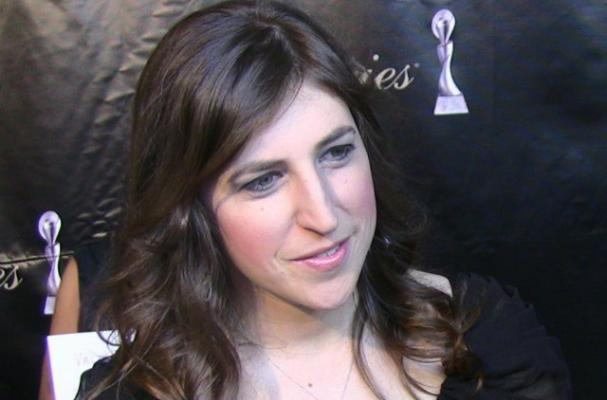 Mayim Bialik is a Vegan