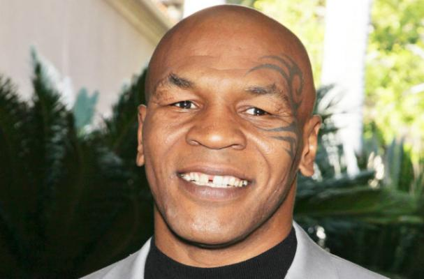 Mike Tyson Talks Getting Healthy After Daughter's Death