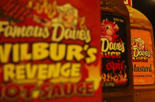 Famous Dave's BBQ Sauces