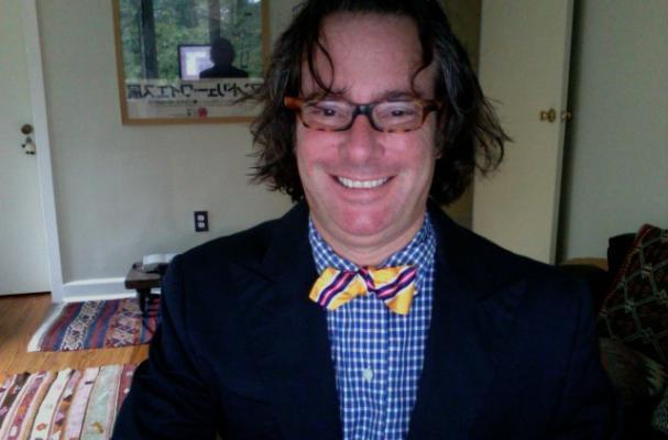 Mixologist Warren Bobrow