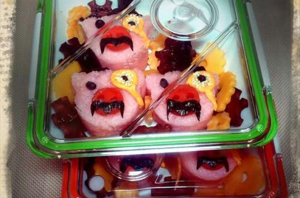 Three Little Steampunk Pigs Bento Box