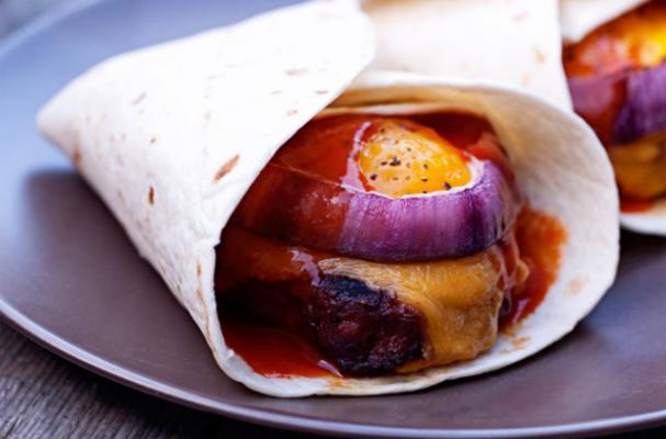 Huevos Rancheros Burger