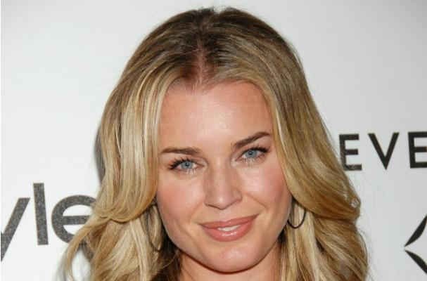 Rebecca Romijn's Post-Pregnancy Diet