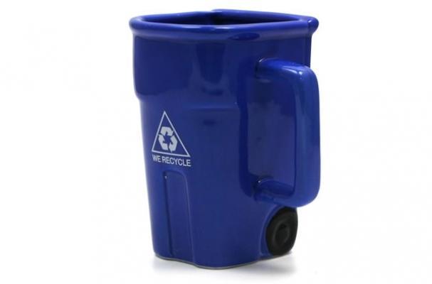 Recycle Bin Mug