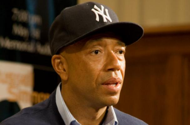 Russell Simmons Wants Milk Banned in NYC