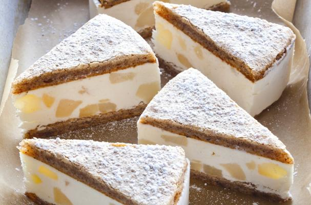 Foodista Ricotta And Pear Cake From Southern Italian