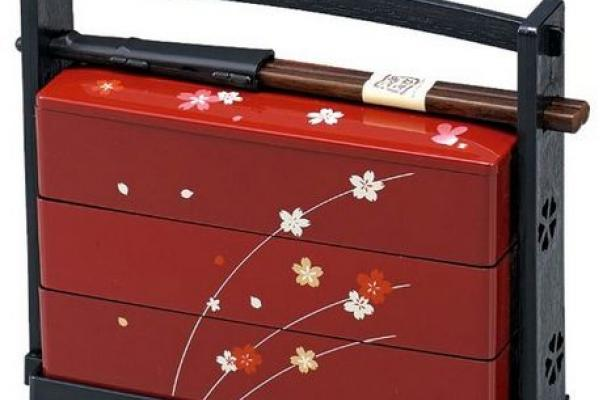 Cherry Blossom Bento