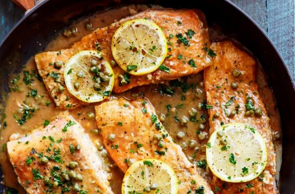 Foodista 5 healthy salmon recipes to prepare during lent ccuart Image collections