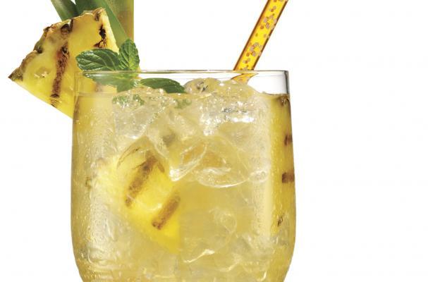 Foodista Thirsty Thursdays Pineapple Chipotle Margarita