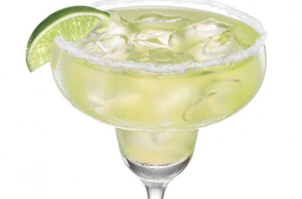 Foodista Thirsty Thursdays Sauza Margarita