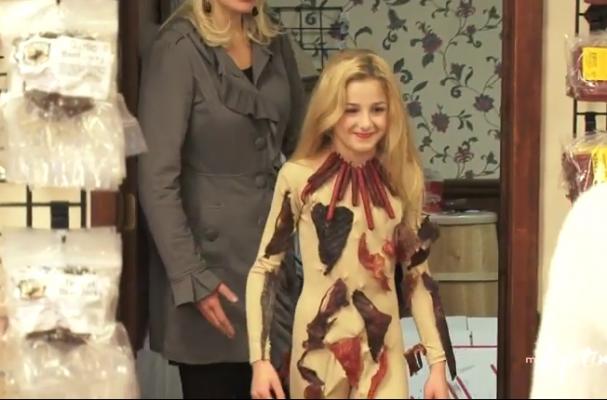'Dance Moms' Beef Jerky Costume