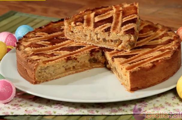 Foodista Traditional Italian Easter Pie