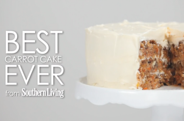 Southern Living Carrot Cake March