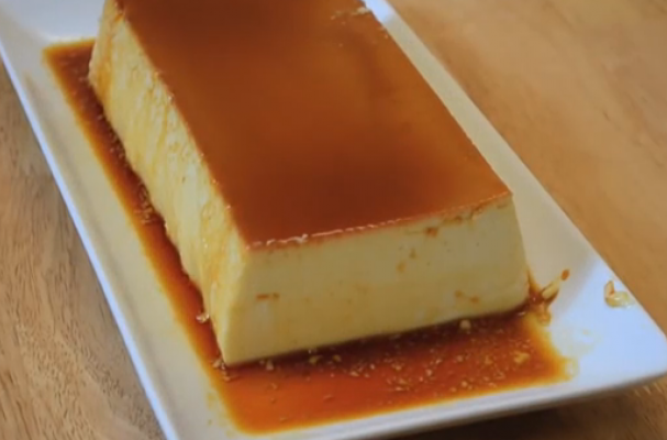 Foodista How To Recipe Flan