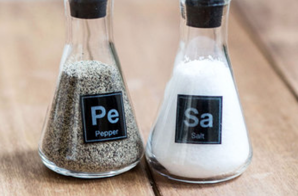 Foodista 5 Unique Salt And Pepper Shakers To Add Spice To Your Kitchen