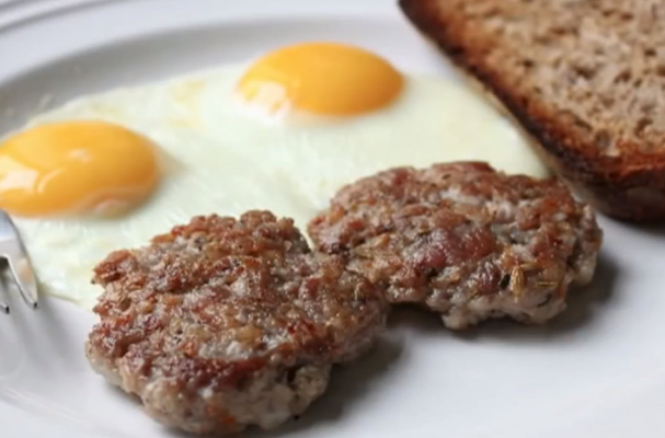 Foodista | How to Make Homemade Breakfast Sausage Patties