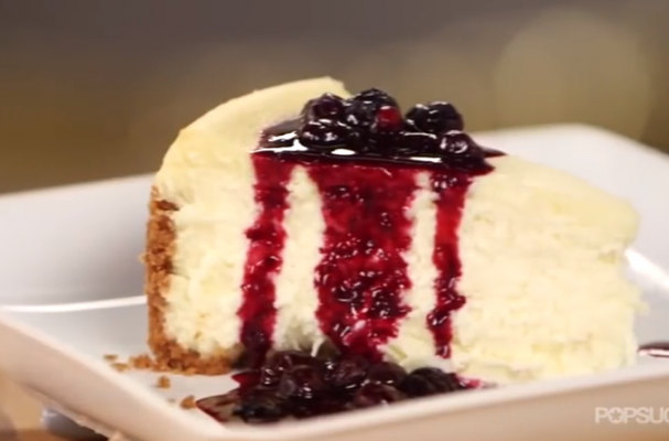 Foodista Copycat Recipe Cheesecake Factory Original Cheesecake