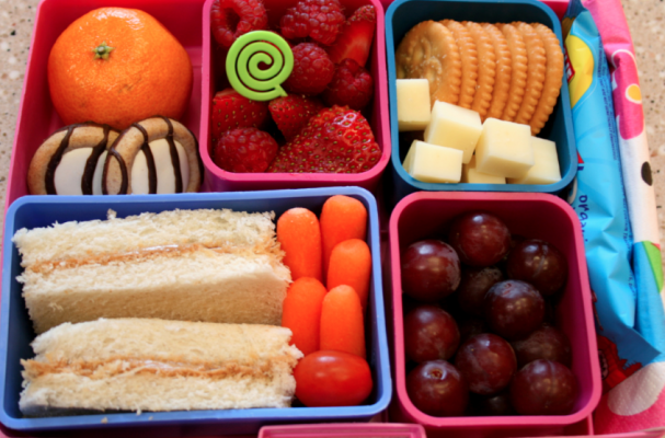 Foodista 5 School Lunch Snacks Every Parent Should Pack