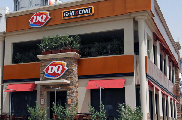 Foodista largest dairy queen in the world for Fast food places open on christmas day