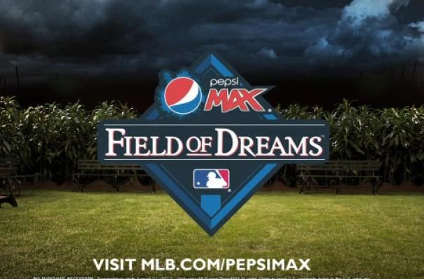 Pepsi MAX Field of Dreams Team Contest
