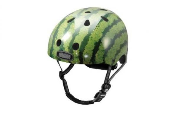 nutcase watermelon bike helmet