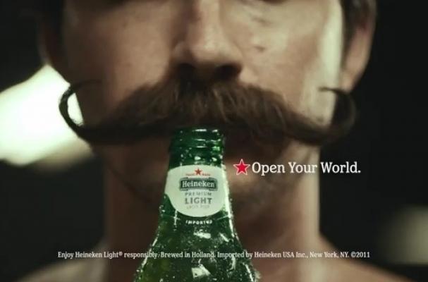 heineken light commercial