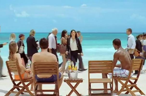 Corona Commercial Bikini 26